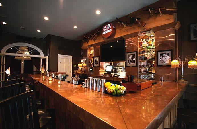 French Quarter Bar In New Orleans   21st Amendment Bar at ...